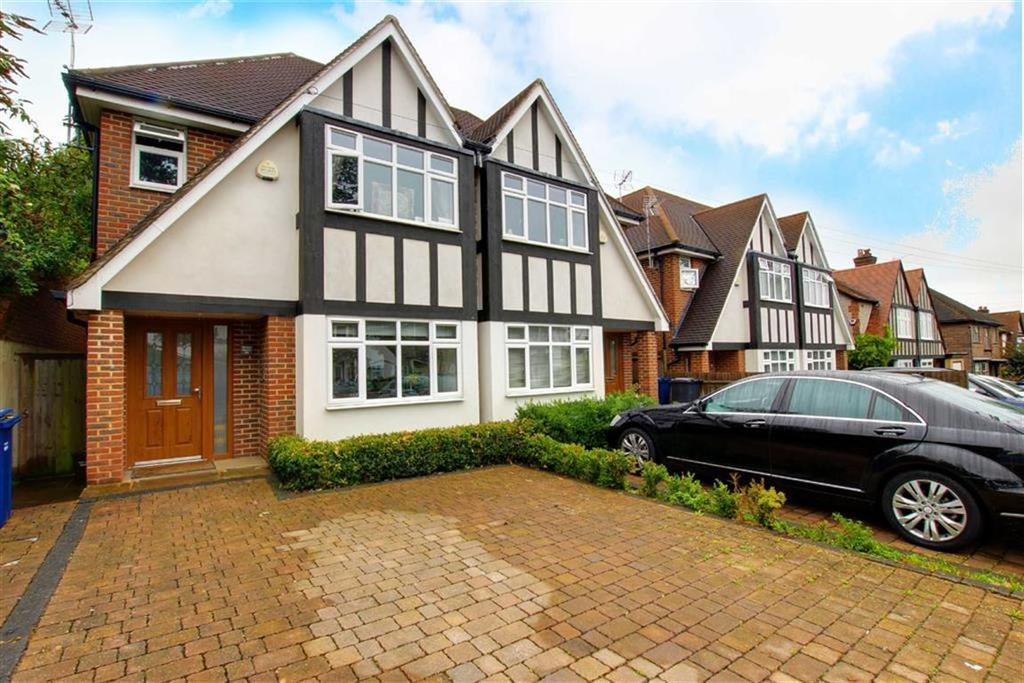 5 Bedrooms House for sale in Prospect Road, New Barnet, Hertfordshire