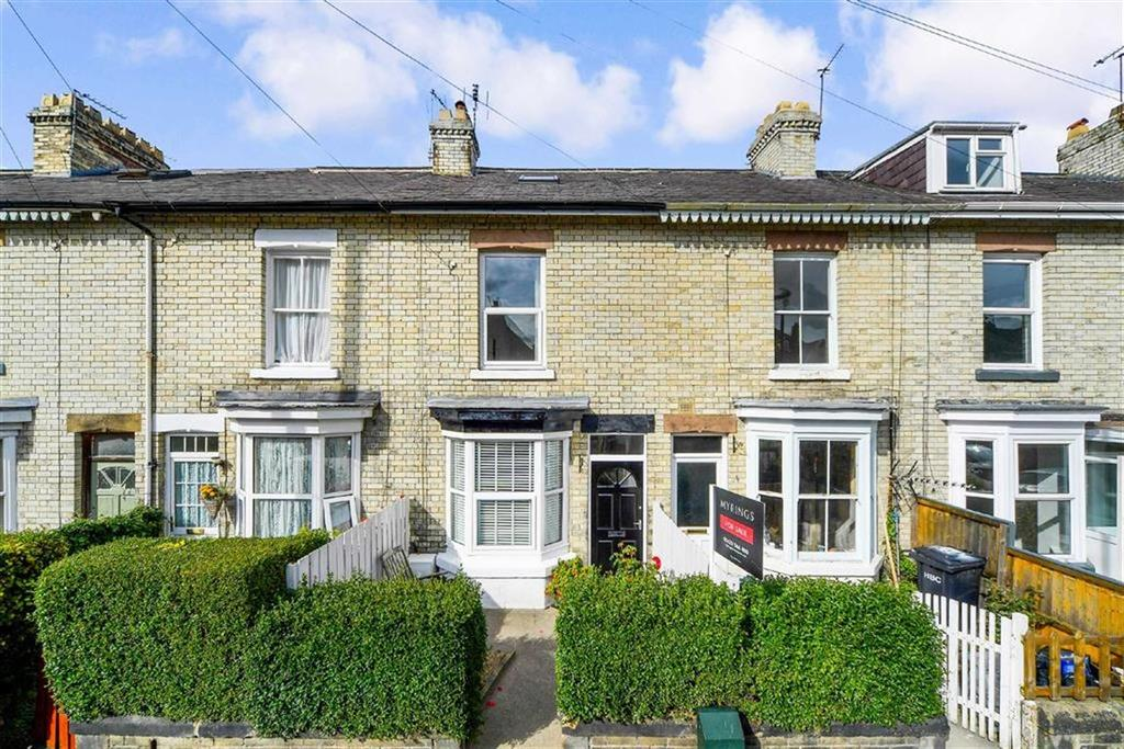 2 Bedrooms Terraced House for sale in Chatsworth Place, Harrogate, North Yorkshire