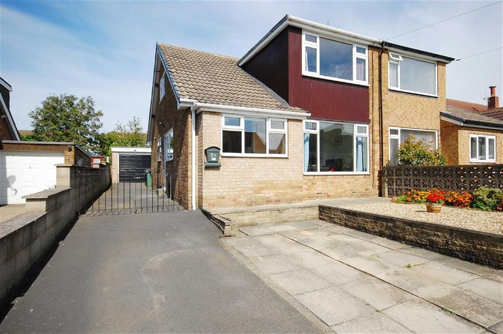 4 Bedrooms Semi Detached House for sale in Westway, Garforth, Leeds, LS25