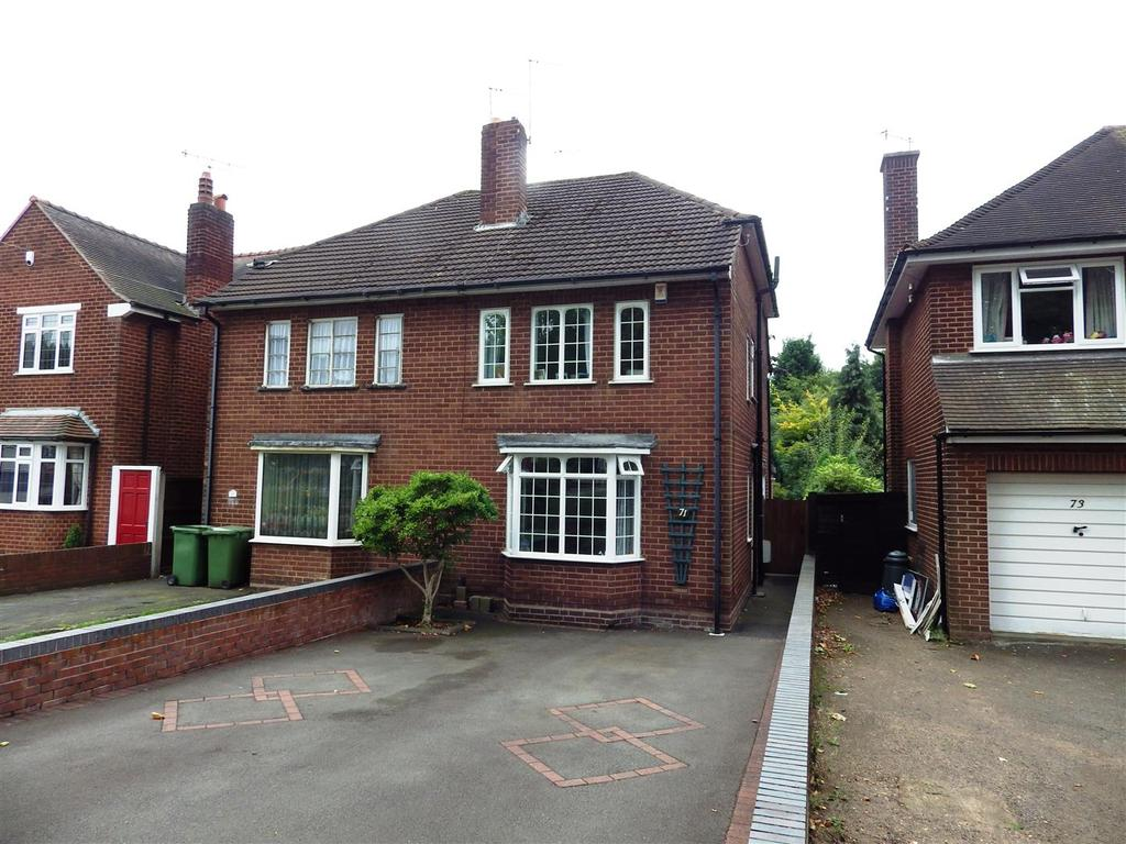 3 Bedrooms House for sale in Haden Hill Road, Halesowen
