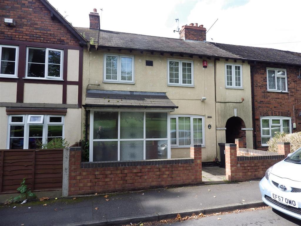 3 Bedrooms Terraced House for sale in Cook Avenue, Dudley