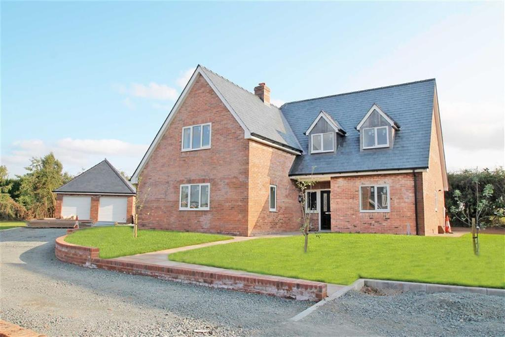 4 Bedrooms Detached House for sale in Paradise Meadow, MARDEN, Hereford