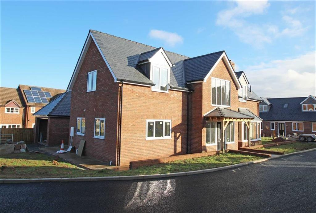 4 Bedrooms Detached House for sale in Paradise Meadow, MARDEN, Marden, Herefordshire