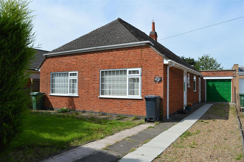 2 Bedrooms Detached Bungalow for sale in Highway Road, Thurmaston, Leicester