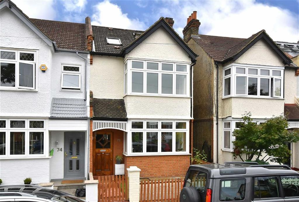 5 Bedrooms End Of Terrace House for sale in Babbacombe Road, Bromley, Kent