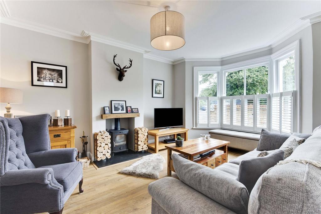 3 Bedrooms Detached House for sale in Thames Street, Weybridge, KT13