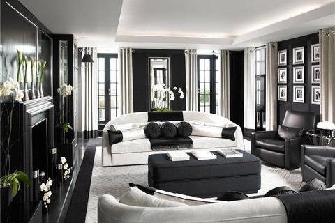 5 bedroom penthouse to rent - Park Lane, London, W1K