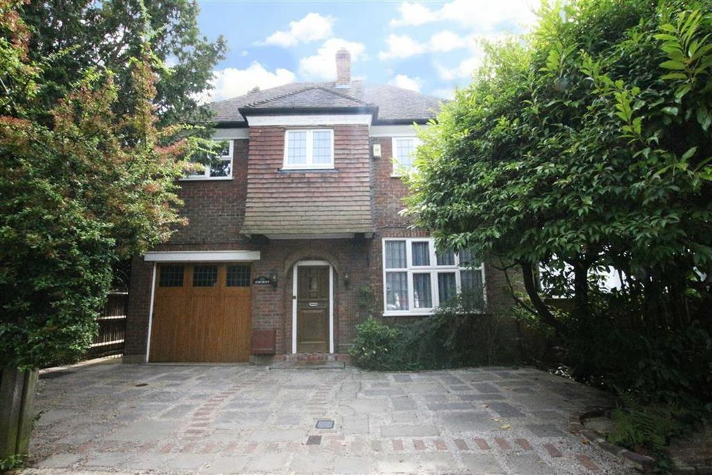 4 Bedrooms Detached House for sale in St Andrews Close, Woodside Park, London