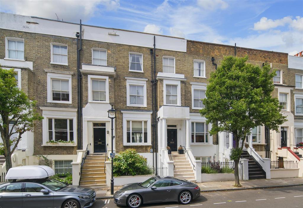 5 Bedrooms Terraced House for sale in Alma Square, London