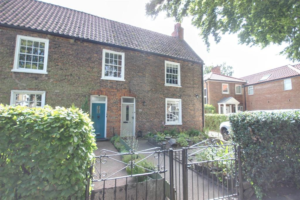 2 Bedrooms Cottage House for sale in Thwaite Street, Cottingham