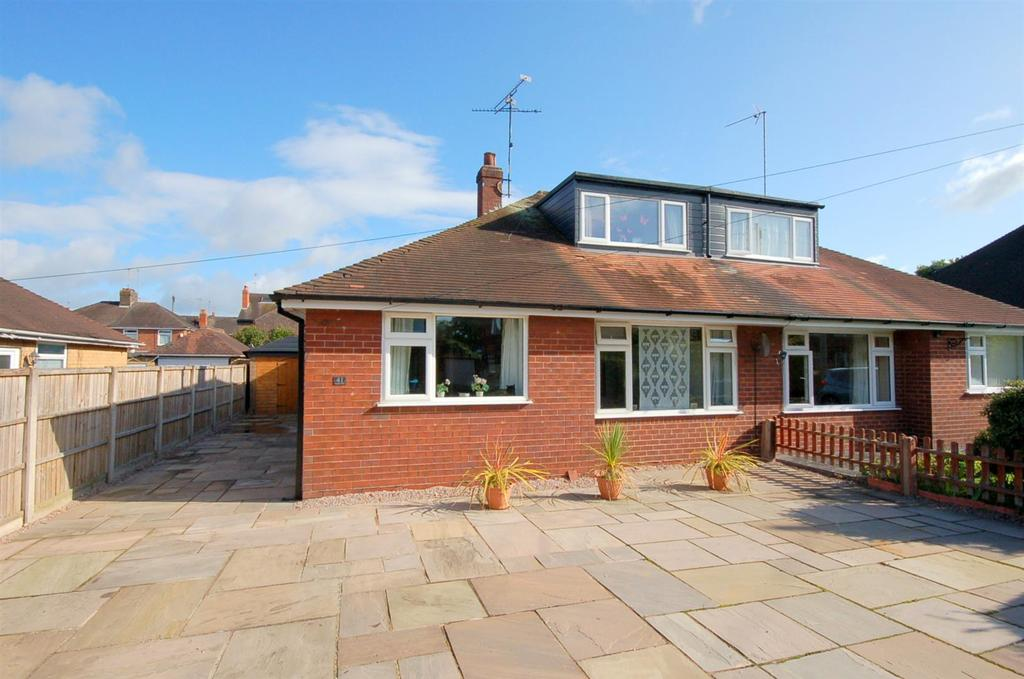 4 Bedrooms Semi Detached House for sale in Poplar Drive, Alsager