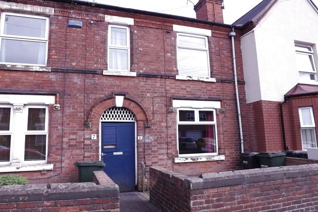 2 Bedrooms Terraced House for sale in Deabill Street, Netherfield, Nottingham, NG4