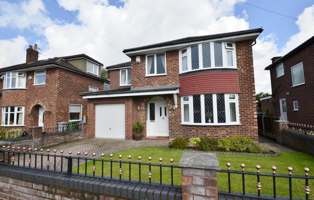 4 Bedrooms Detached House for sale in Lorraine Road, Timperley, Altrincham