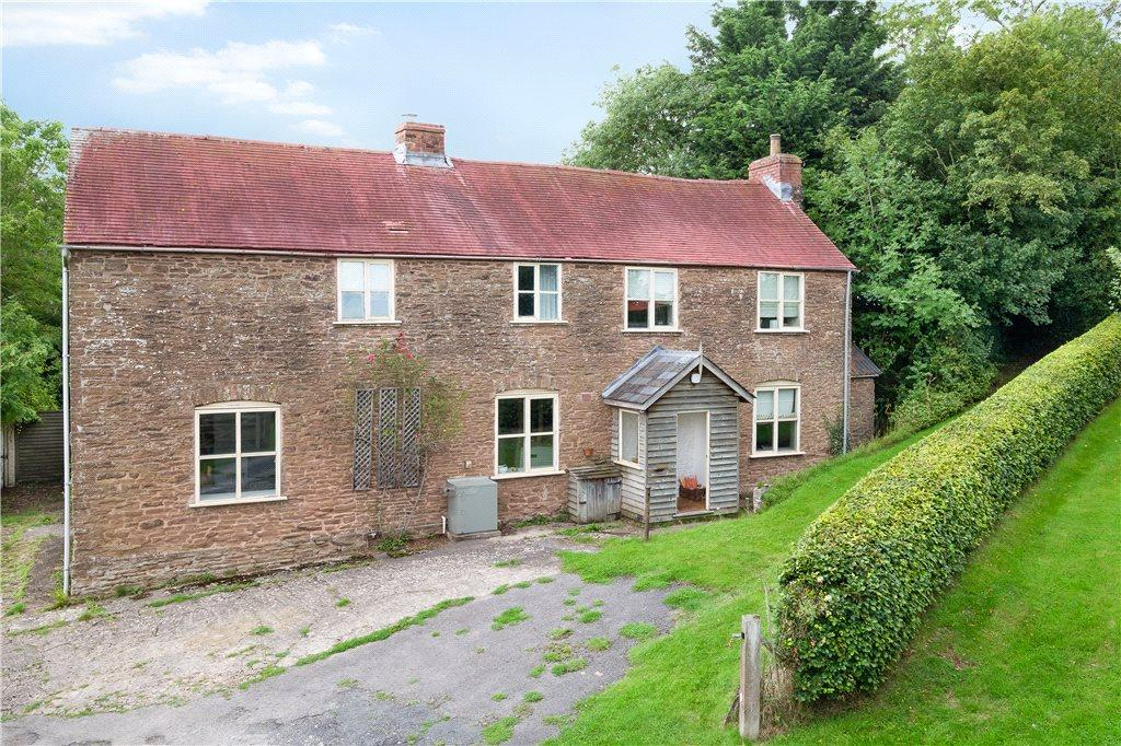 4 Bedrooms Detached House for sale in Little Cowarne, Bromyard, HR7