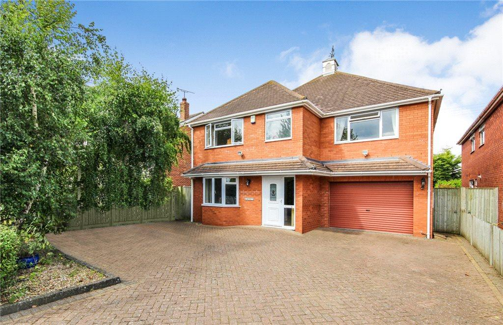 5 Bedrooms Detached House for sale in Walcot Lane, Drakes Broughton, Pershore, Worcestershire, WR10