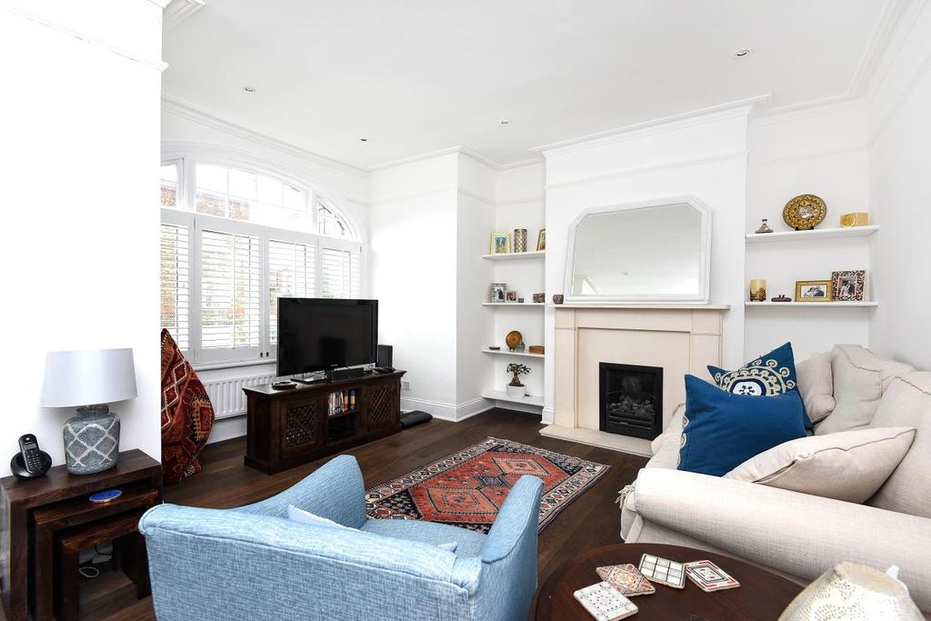 2 Bedrooms Maisonette Flat for sale in Arthur Road, Wimbledon