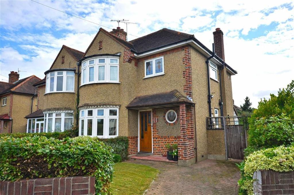 3 Bedrooms Semi Detached House for sale in Lancing Way, Croxley Green, Hertfordshire