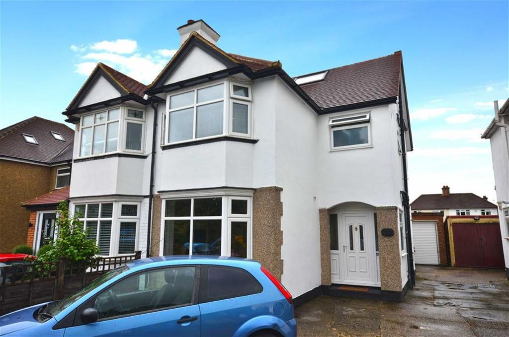 4 Bedrooms Semi Detached House for sale in Watford Road, Croxley Green, Hertfordshire