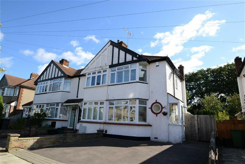 2 Bedrooms End Of Terrace House for sale in Faringdon Avenue, Bromley, Kent