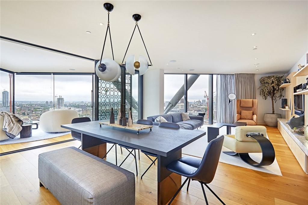 4 Bedrooms Flat for sale in NEO Bankside, 70 Holland Street, Southbank, London, SE1