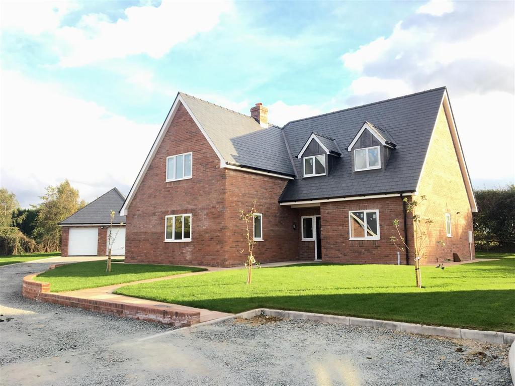 4 Bedrooms Detached House for sale in Paradise Meadows, Marden, Hereford