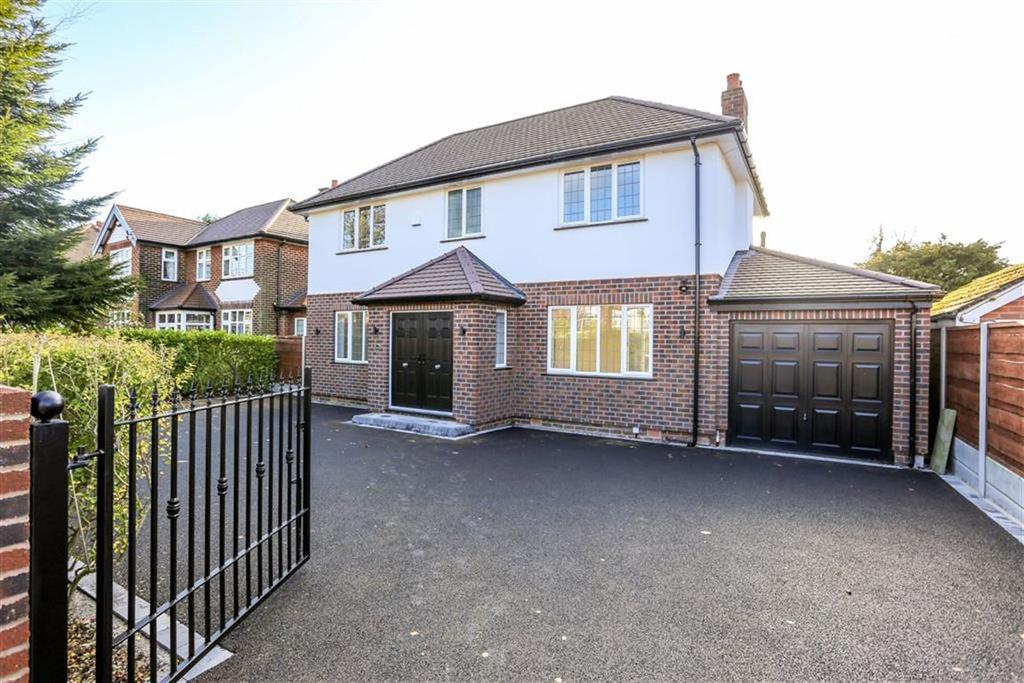 4 Bedrooms Detached House for sale in Barnfield Avenue, Romiley, Cheshire