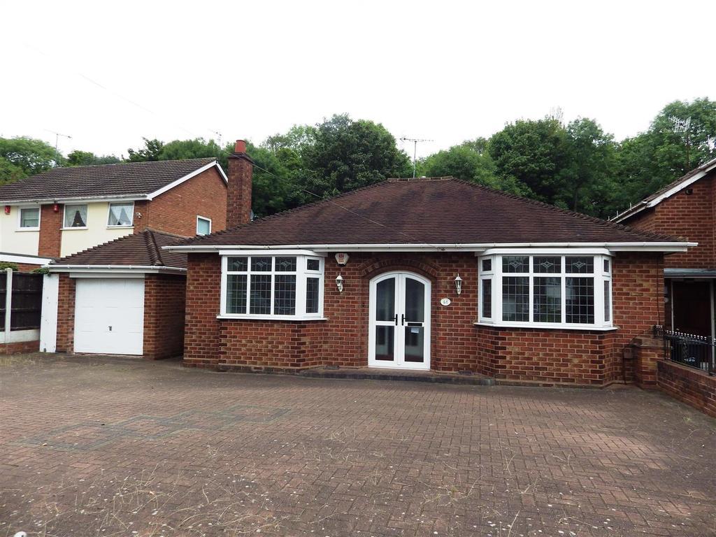 2 Bedrooms Detached Bungalow for sale in Haden Hill Road, Halesowen
