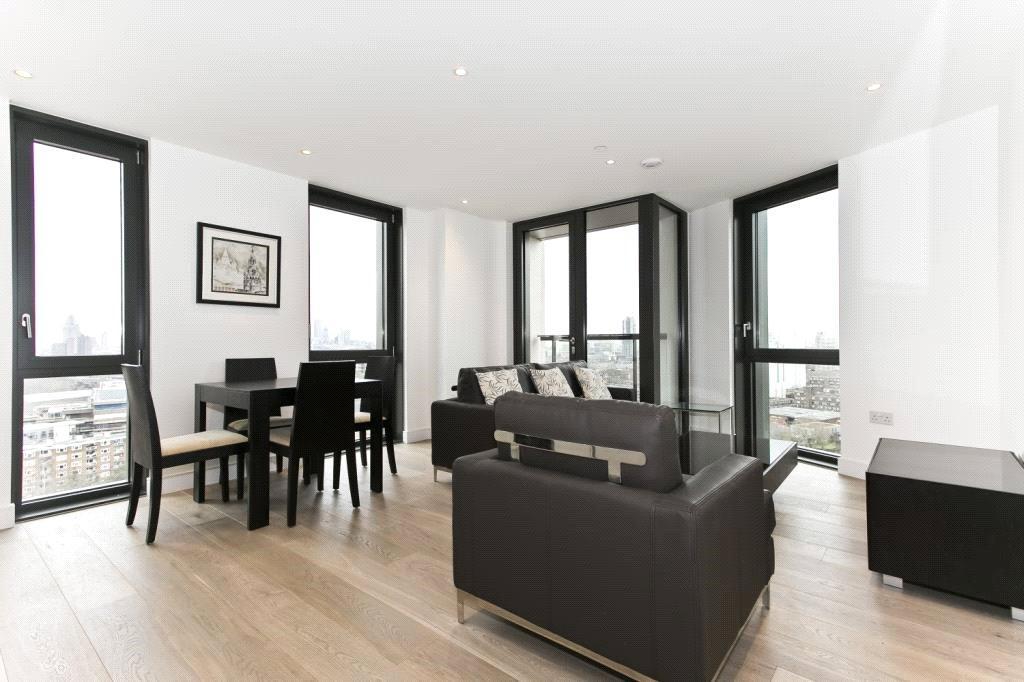 2 Bedrooms Flat for sale in Black Prince Road, London, SE1
