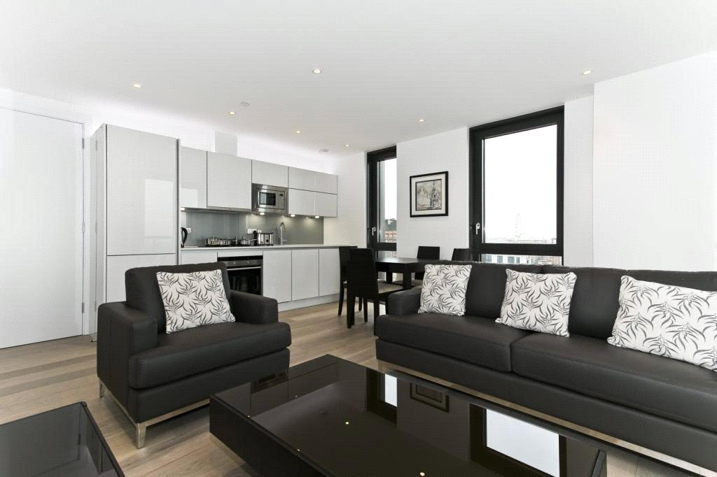 2 Bedrooms Flat for sale in Black Prince Road, London, SE1