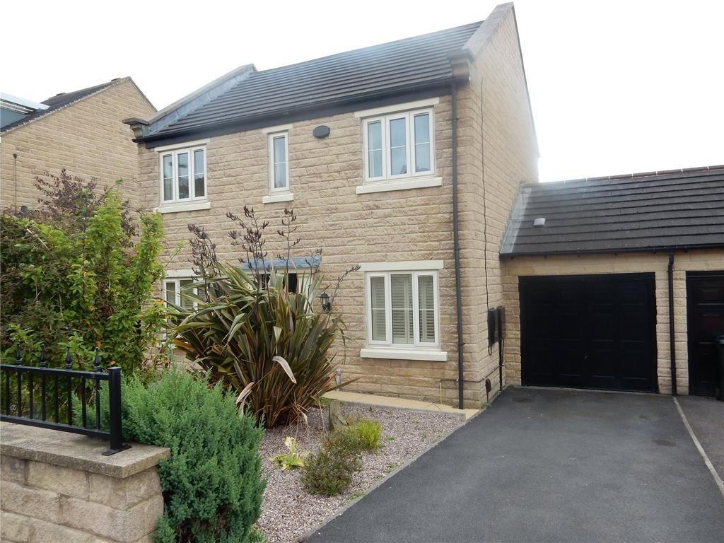 4 Bedrooms Link Detached House for sale in Robin Hood Road, Ferndale, Huddersfield, HD2