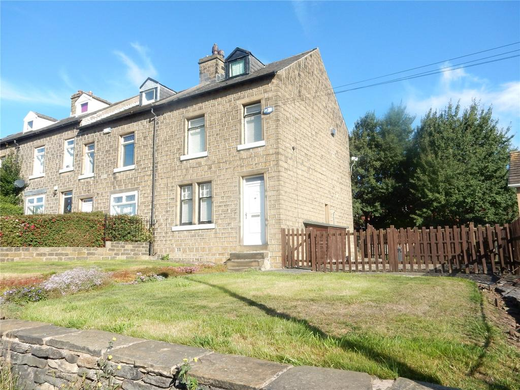 3 Bedrooms End Of Terrace House for sale in Dalton Fold Road, Dalton, Huddersfield, HD5