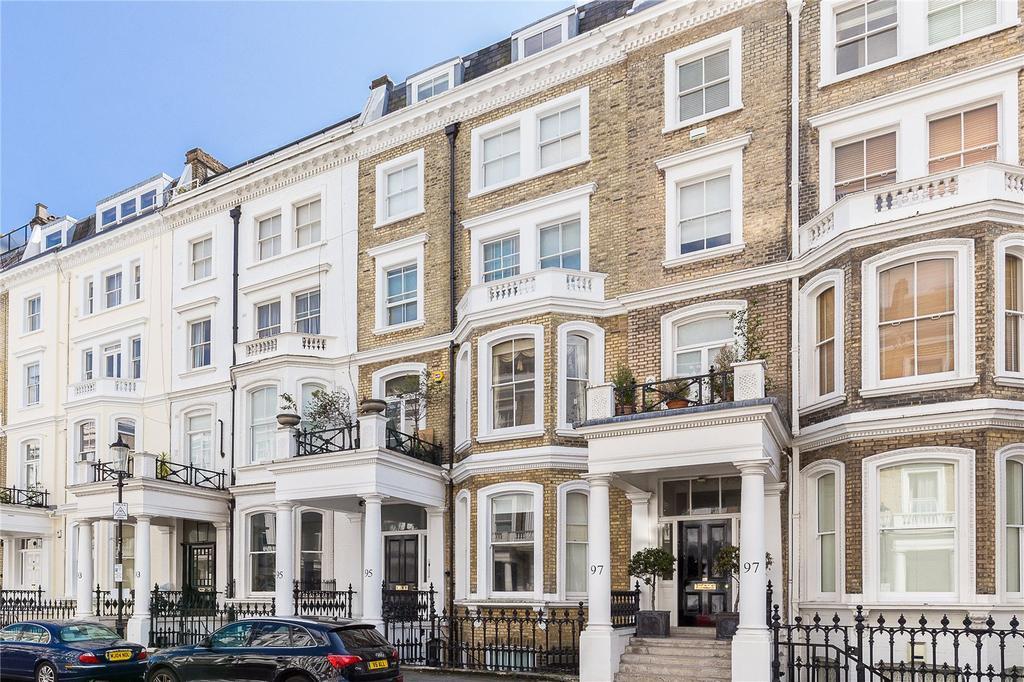 2 Bedrooms Flat for sale in Lexham Gardens, Kensington, London