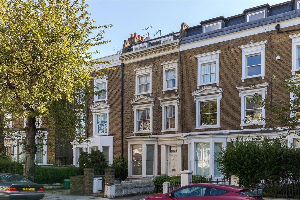 2 Bedrooms Flat for sale in Warwick Gardens, Kensington, London