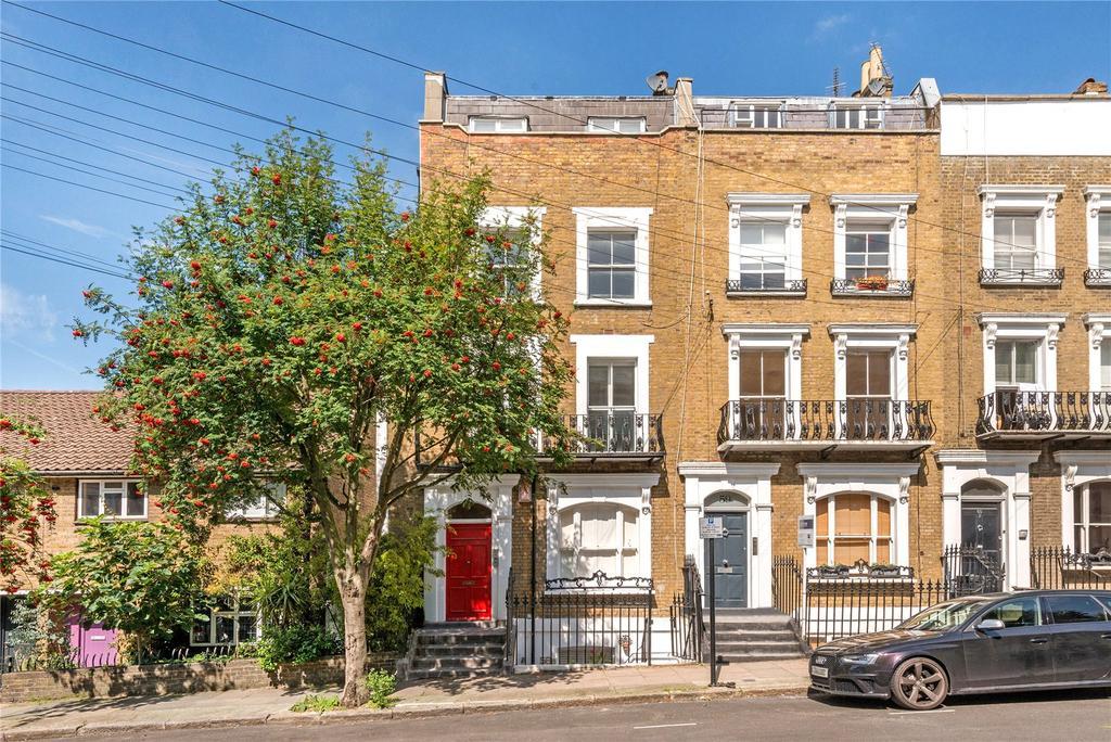 2 Bedrooms Flat for sale in Huntingdon Street, Barnsbury, London