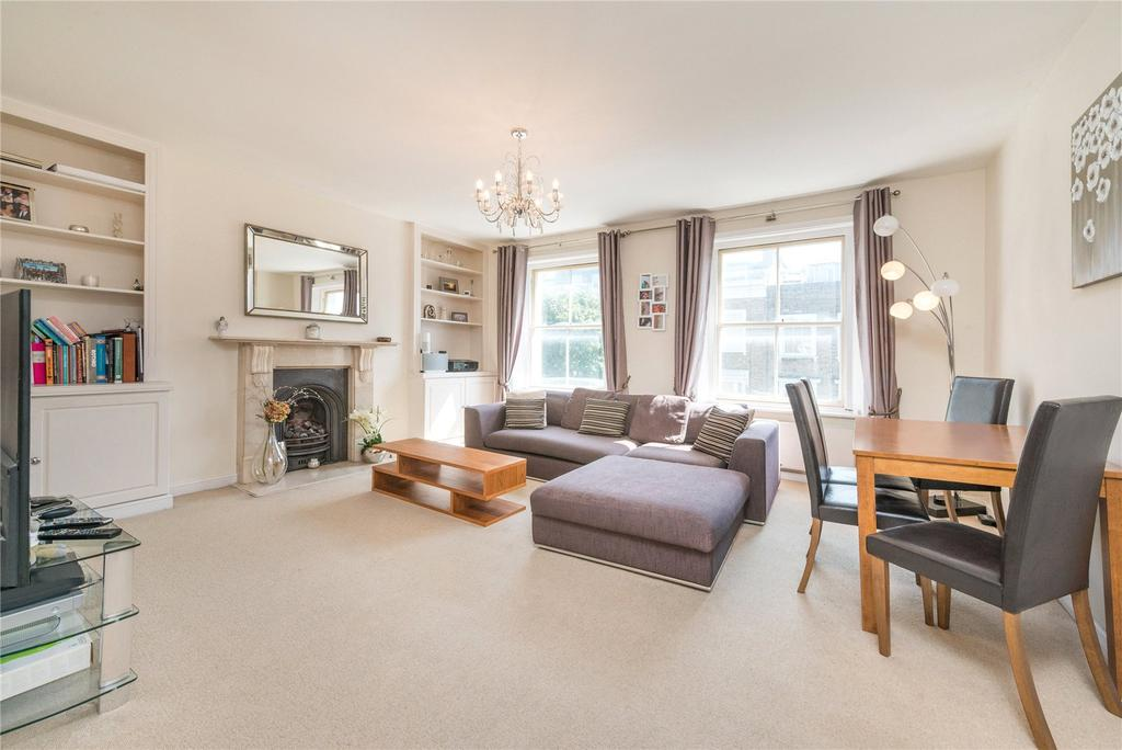 2 Bedrooms Flat for sale in Huntingdon Street, Barnsbury, London