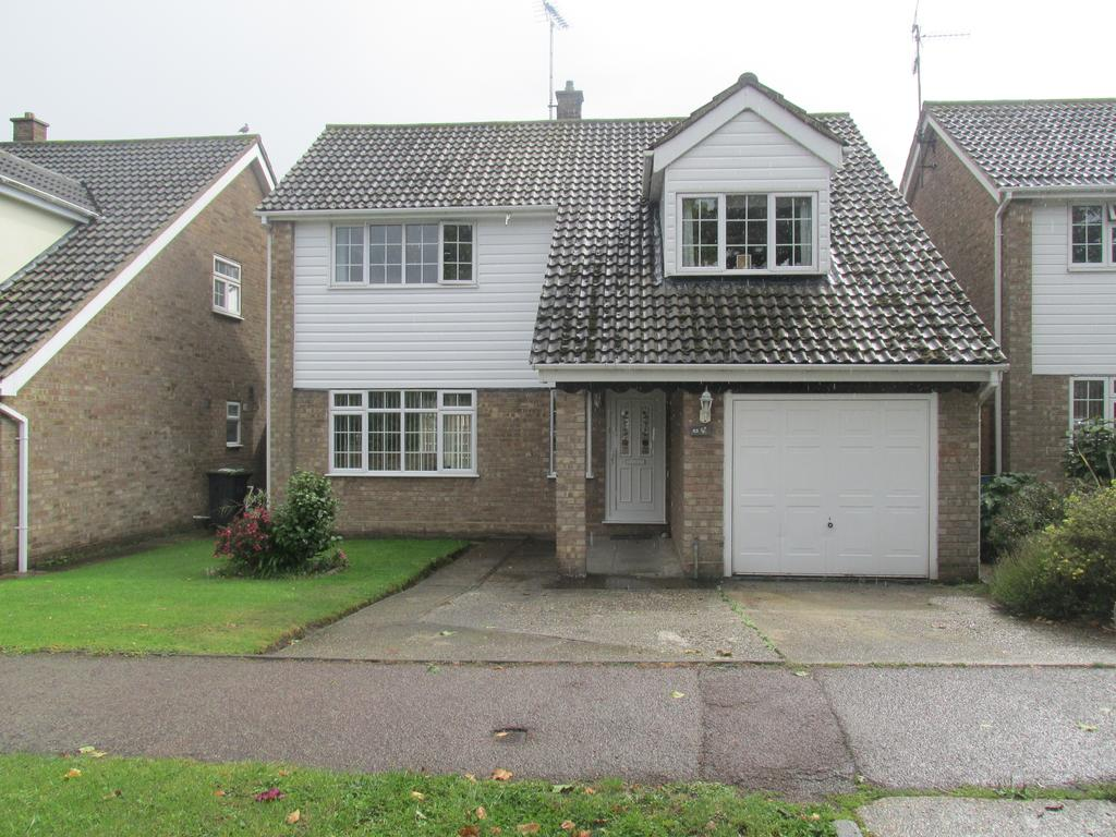 4 Bedrooms Detached House for sale in Neil Armstrong Way, Eastwood, Essex SS9