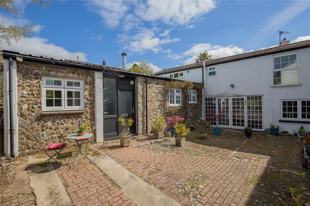 5 Bedrooms Semi Detached House for sale in Highweek Village, Newton Abbot, Devon
