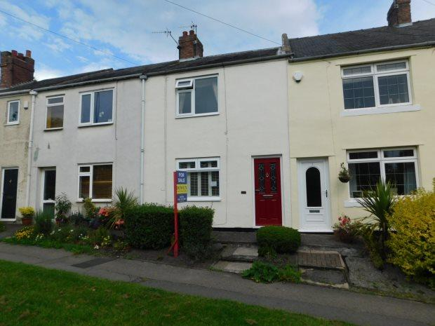 2 Bedrooms Terraced House for sale in HIGH STREET, HIGH SHINCLIFFE, DURHAM CITY