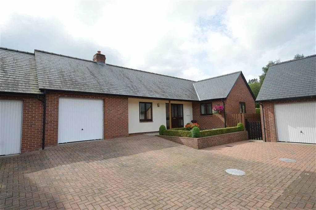 2 Bedrooms Detached Bungalow for sale in 15, Noble Court, Knighton, LD7