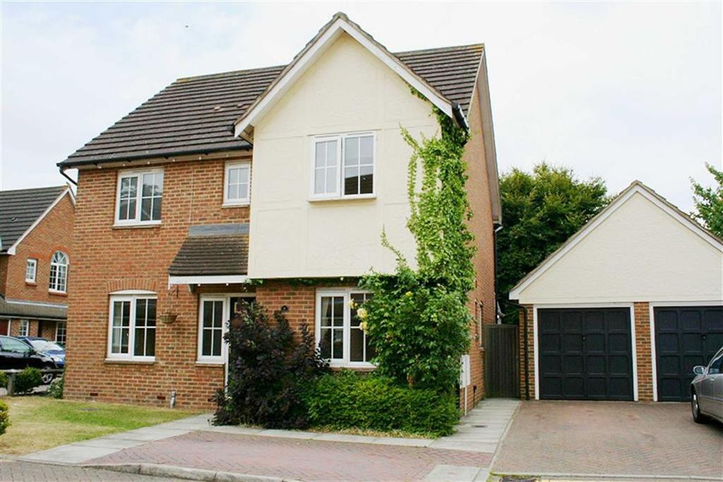 4 Bedrooms Detached House for sale in Coulter Mews, Billericay