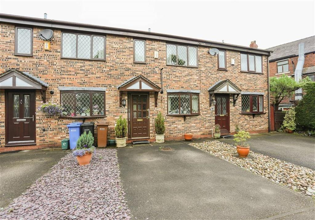 3 Bedrooms Terraced House for sale in Highfield Road, Marple, Cheshire