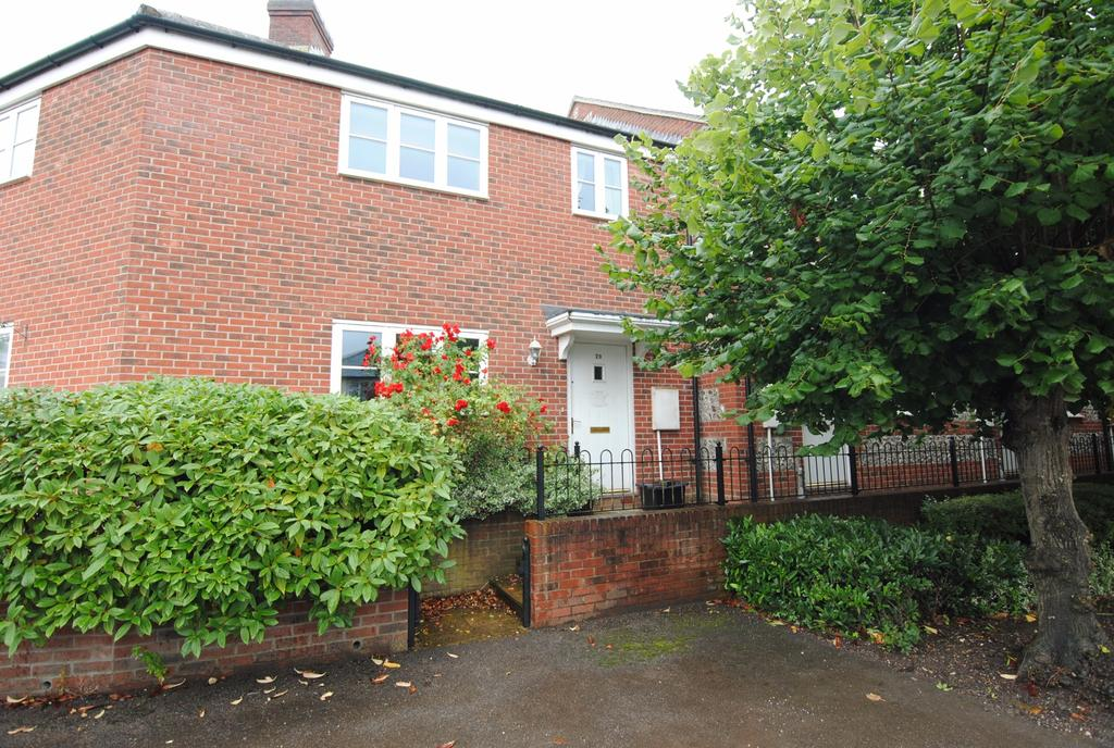 1 Bedroom Terraced House for sale in High Street, Shrewton, Salisbury, SP3 4BW.