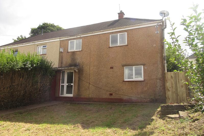 3 Bedrooms Semi Detached House for sale in Cilgerran Place, Winch Wen, Swansea.