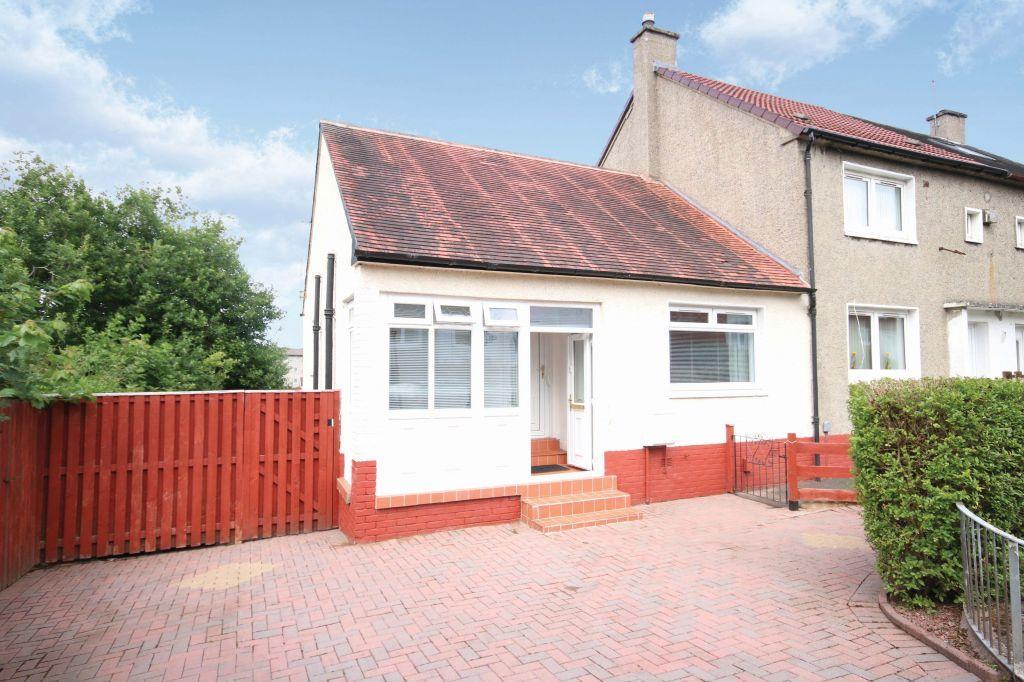 1 Bedroom Terraced Bungalow for sale in 1 Glentarbert Road, Rutherglen, Glasgow, G73 5LP