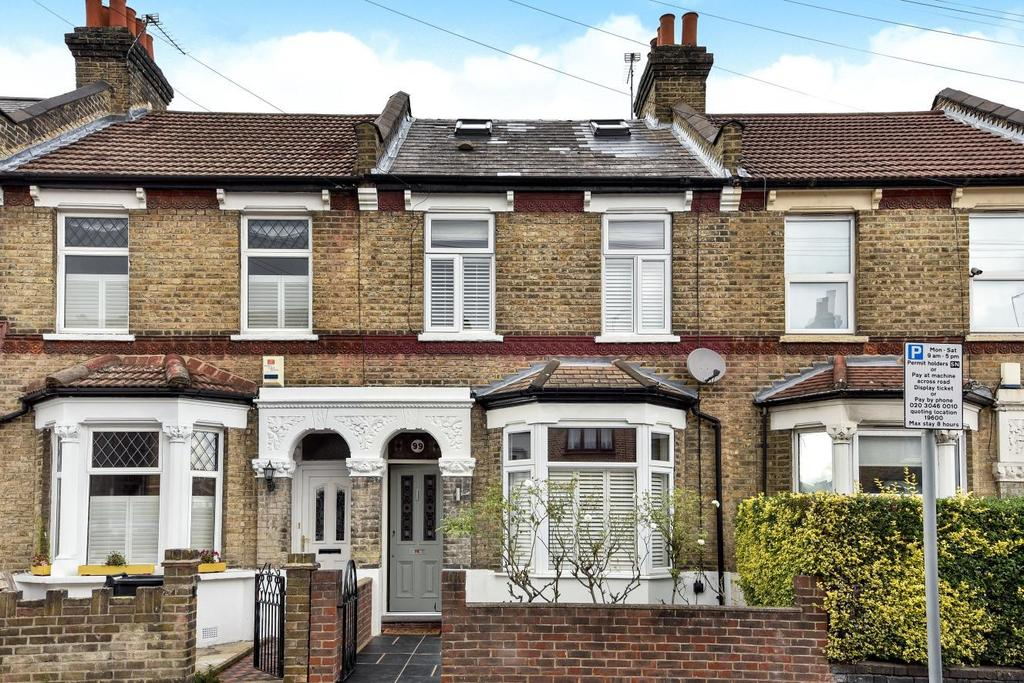 3 Bedrooms Terraced House for sale in Crowther Road, South Norwood