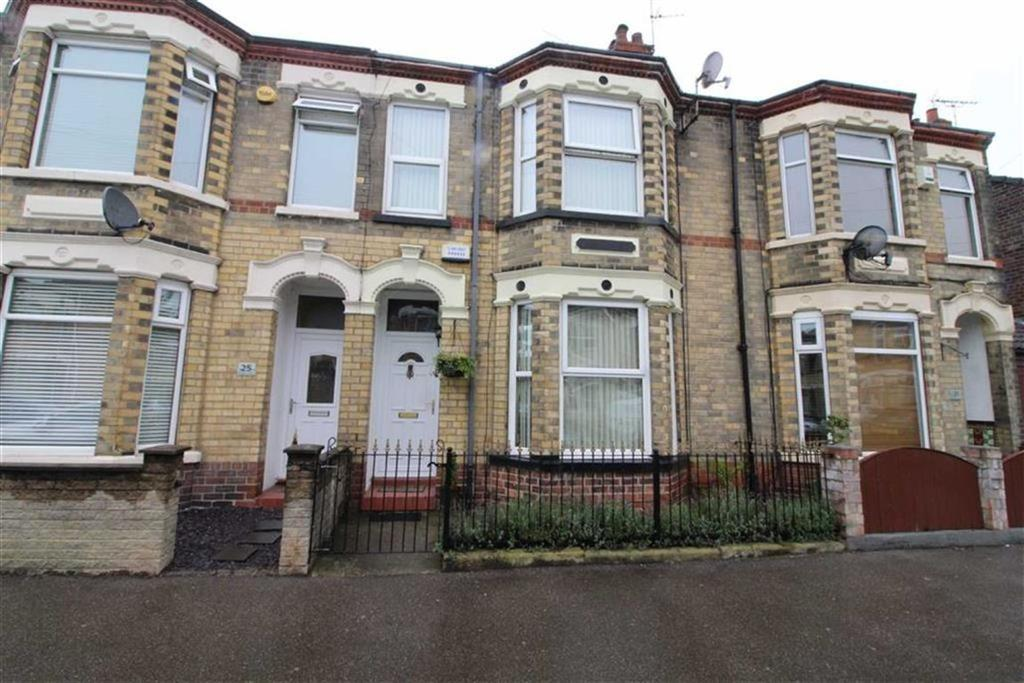 3 Bedrooms Terraced House for sale in Brindley Street, Holderness Road, Hull