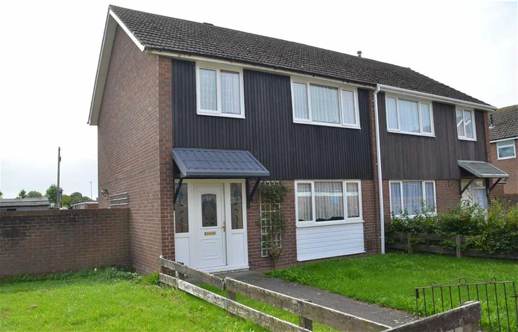 3 Bedrooms Semi Detached House for sale in Ruthin Court, Ellesmere Port