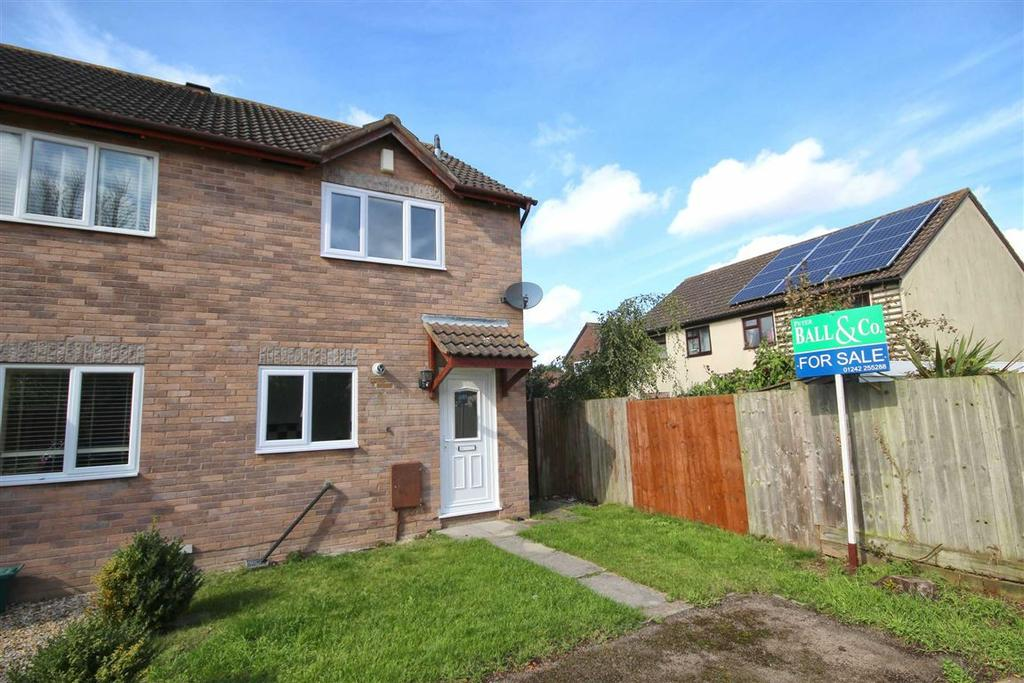 2 Bedrooms Terraced House for sale in Emperor Close, Fiddlers Green, Cheltenham, GL51