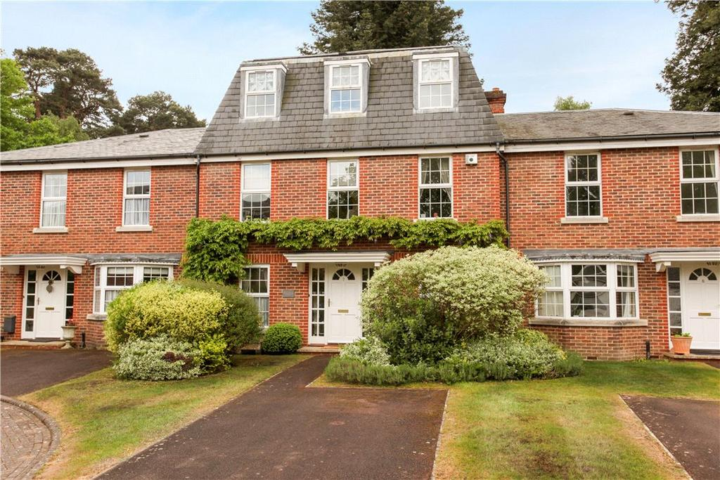 4 Bedrooms Mews House for sale in Ascot Wood, Station Hill, Ascot, Berkshire, SL5