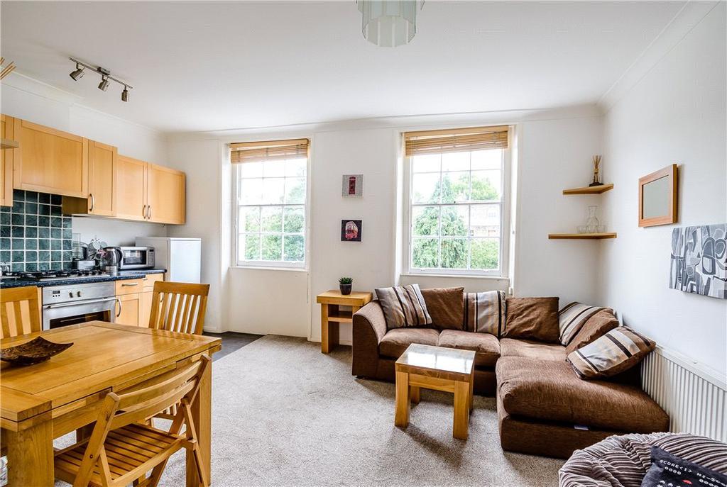 1 Bedroom Flat for sale in Colebrooke Row, Islington, London, N1